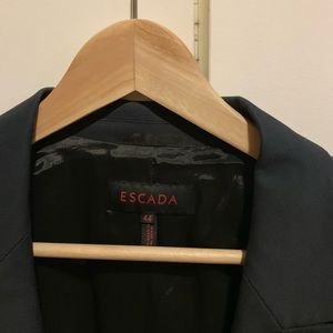 Escada women's suit jacket size 44